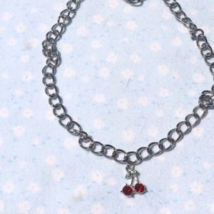 Jewelry - Adorable Cherry Necklace